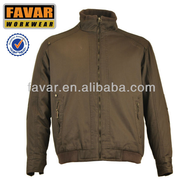 mens cotton winter quilted Jacket garments