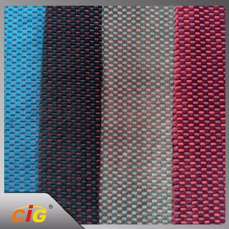 Custom Design Popular knitting fabric car seat cover