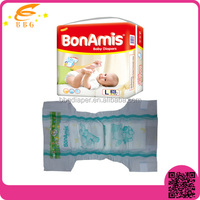 New sleepy disposable baby diapers in bales south africa with dry baby diaper hot sell in guangzhou