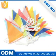 Bulk Buy From China Good Quality All Size Triangle Flag Bunting