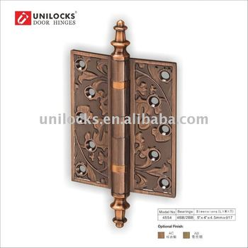 Solid Brass Door Hinges