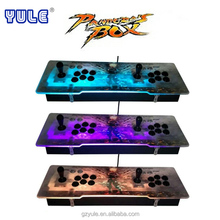 Pandora's Box 5s /4s 999/1299 games in 1 Double players Arcade game station joystick with LED