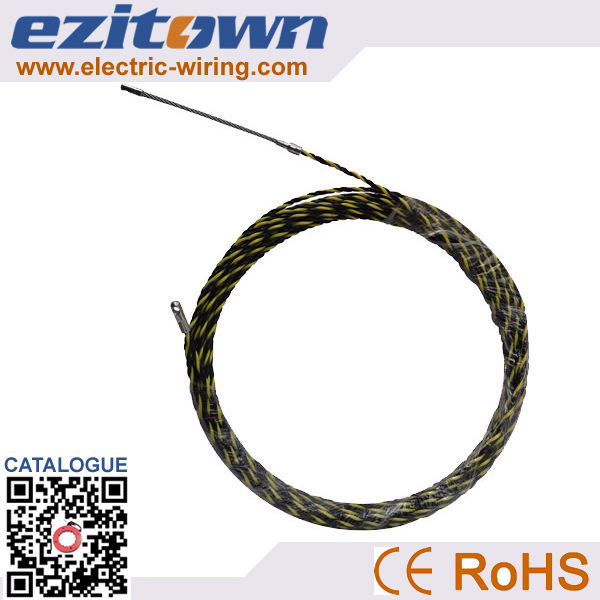 Very low prices 15-60m 3 core braid nylon wire puller
