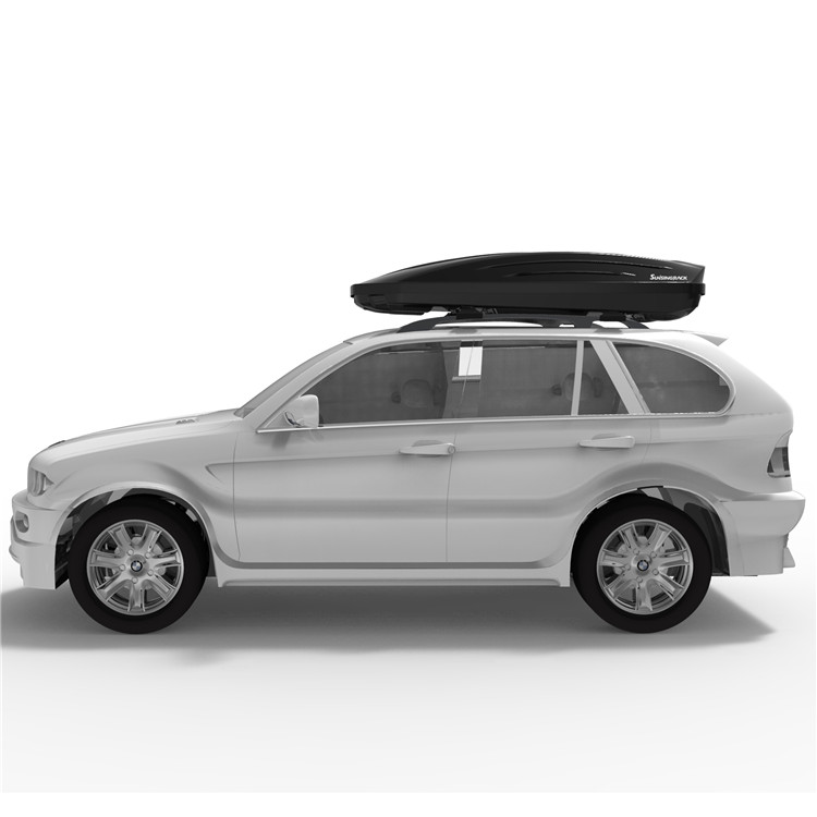Sunsing ABS Car Roof Boxes car top box carrier cargo box accessories