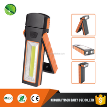 multifunctional led working lamp with strong magnet base