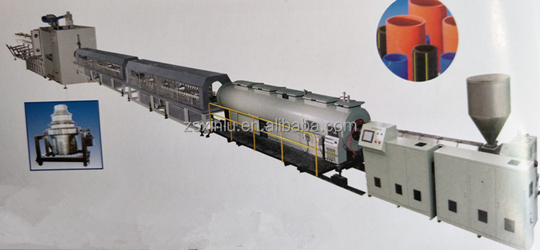 HDPE PIPE LINE