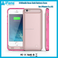 400mAh Pre Power External Battery Pack for iPhone 6 6S with MFi CertifiediFans 3