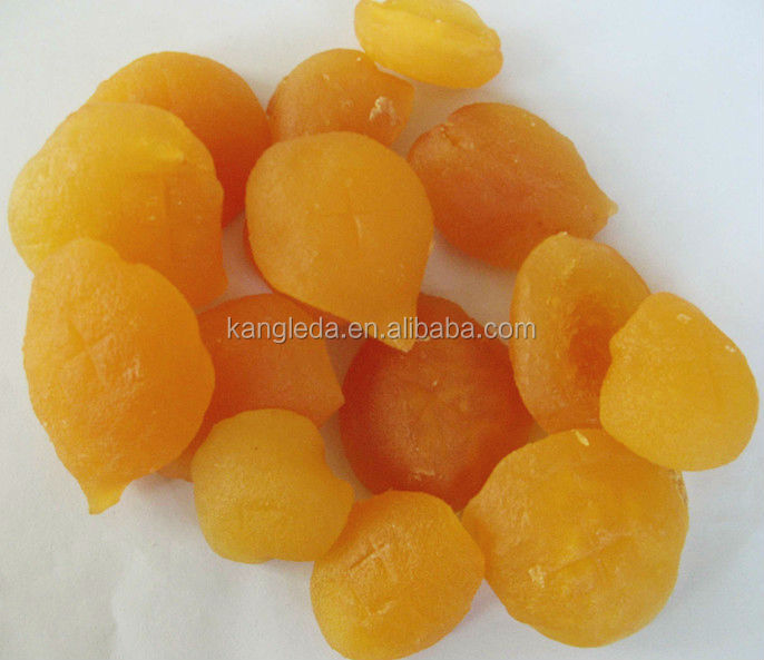 Chinese high quality dried yellow peach
