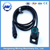 ZBL-F101 crack width detector on bridge/wall/tunnel/metal surface in china