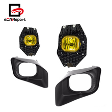 Fog light fit for Ford F250 F350 F450 XLT 2011-2015 fog <strong>lamp</strong> Clear Yellow Lens Bumper Fog Lights Driving <strong>Lamps</strong>