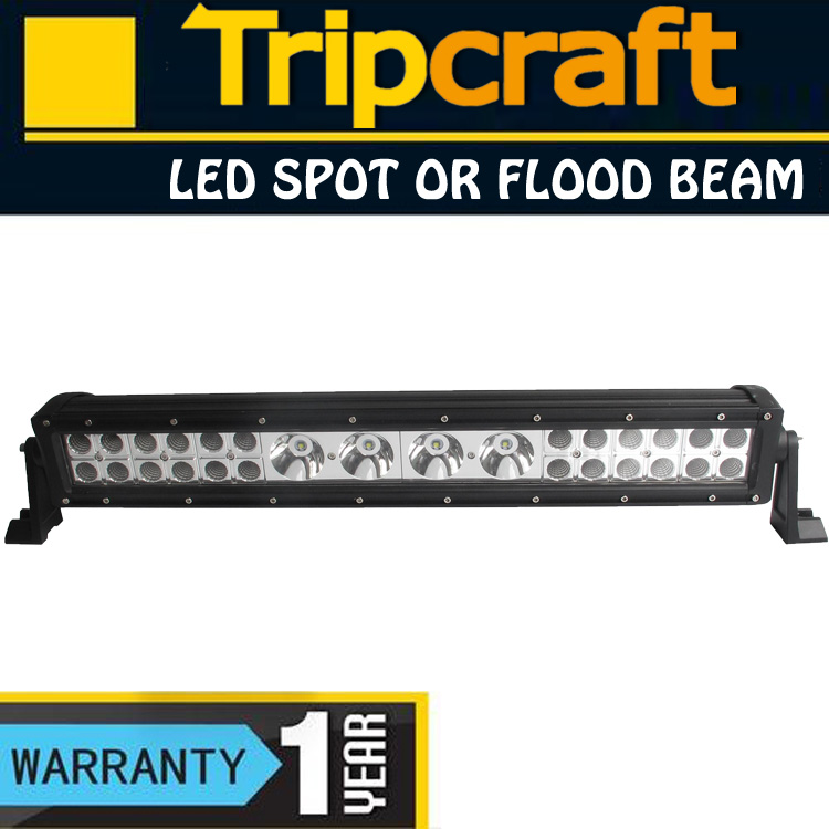112W led light bar led work light for road vehicle from Guangzhou TRIPCRAFT