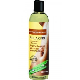 Intimate Organics Relaxing - Massage Oil