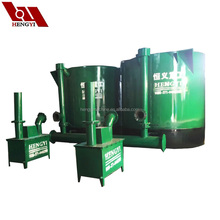 Environmental friendly bamboo charcoal making machine/charcoal powder making machine/charcoal briquette for Smokeless charcoal