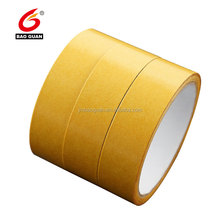 Double Side Tissue Tape Hotmelt with glassine paper
