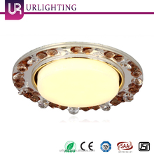 Recessed Concrete Resin Spot Rgb Led Lights Round Plastic Square Ceiling Light Cover Covers