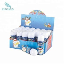 Party foam snow for christmas windows decoration spray