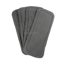 Super Quality Bamboo Charcoal Inserts High Quality Diaper Inserts 5 Layers