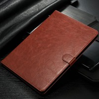 For iPad mini 4 leather case, for iPad mini 4 credit card case, for ipad mini 4 wallet case