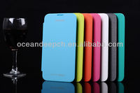 Rainbow flip case for note2 samsung galaxy n7100 back cover