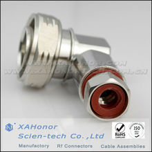 custom size 7/16 male to n female din connector for wholesale
