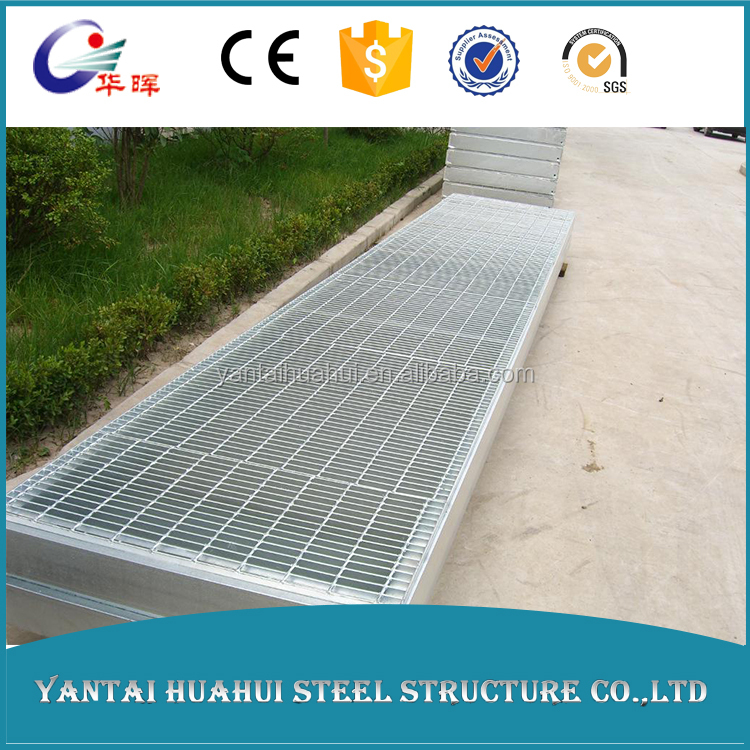 galvanized steel floor gully grating