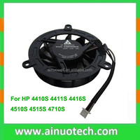 100% new original laptop cpu fans for HP 4510S 4410S 4411S 4416S 4515S 4710S laptop cpu cooling fan for notebooks