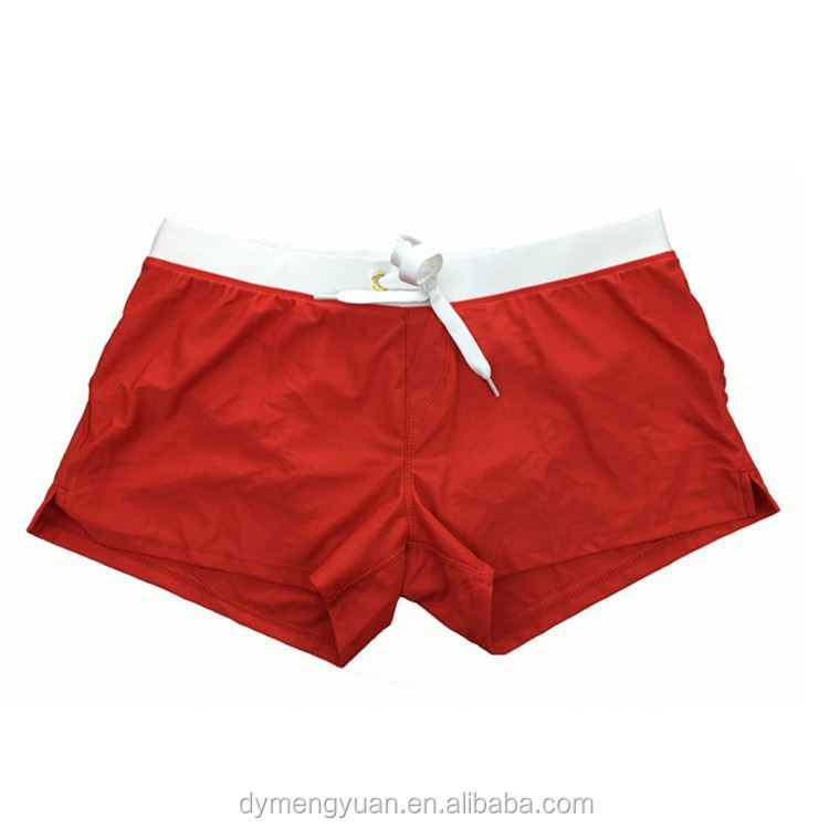 Hot Selling superior quality men sexy swim trunks directly sale