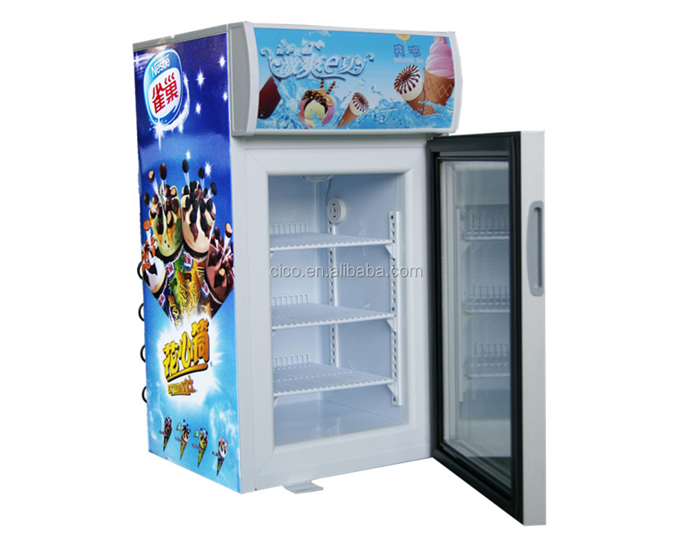 Kleiner Kühlschrank Monster : L mini arbeitsplatte tisch kühler monster energy drink display