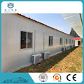 fast delivery steel prefab house for office/Shop/accomodation