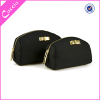 2015 Hot Sale Funny Makeup Bag Cheap Cute Dot Cosmetic Bag