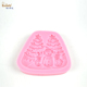 cheap dough silicone lace fondant molds for cake decoration