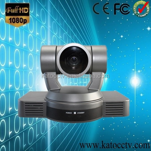 high speed dome USB conference camera 1080p 10X 20x lens PTZ camera