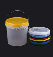 water chemical usage clear transparency 5 gallon plastic drum