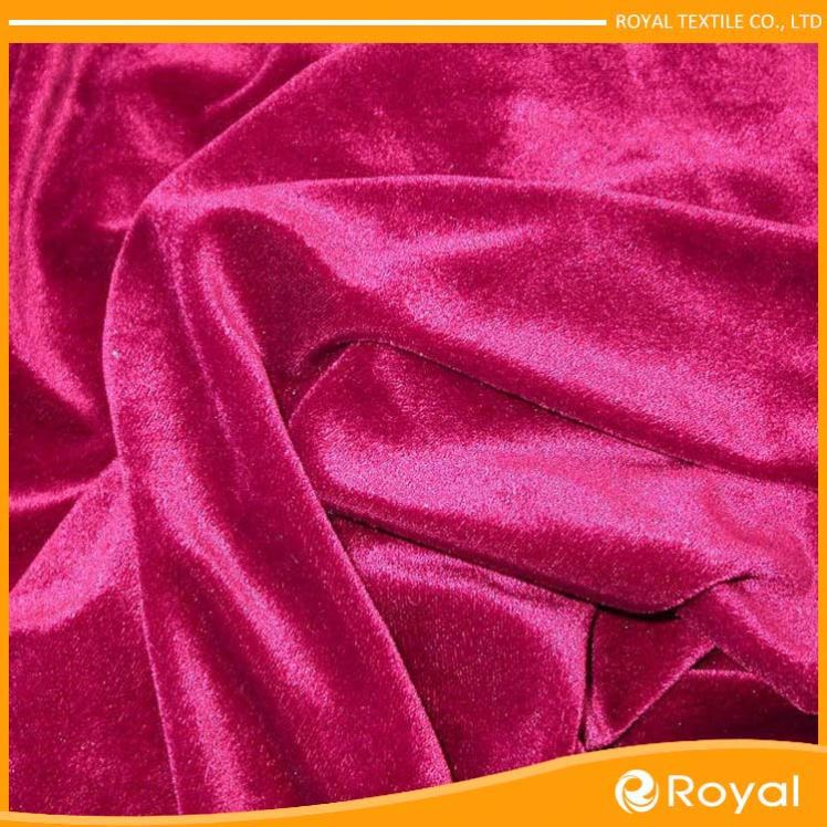100% Poly Microfiber Novel Design Super Fine Soft Double-Sided Velvet Wholesale