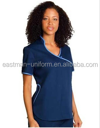 Poly/Cotton Material and Uniform Product Type Medical Uniform