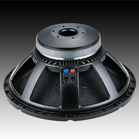 neodymium magnet big power 18 inch subwoofer professional speaker used for sale
