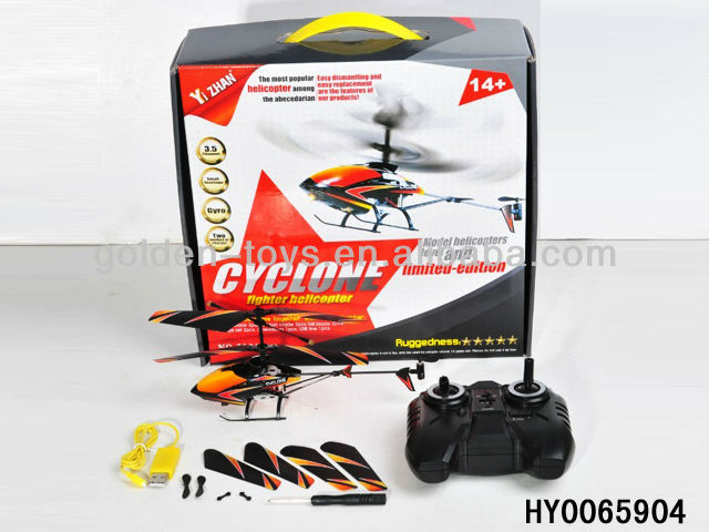 Lovely 3.5-ch rc toy helicopter for sale resistance to fall with gyro