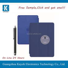 [kayoh] pu leather case stand for ipad 4 tablet case