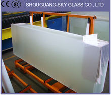 3.2MM, 4MM Solar Panel Cover Glass Thickness