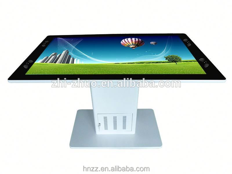 Indoor Application and TFT Type interactive table
