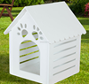 High quality pet house wooden plastic dog house