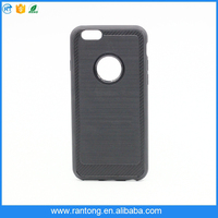 hot selling 2017 carbon fiber tpu mobile phone case for iphone 6