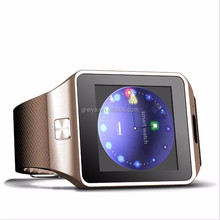 Free sample mart Watch For Android Samsung iPhone A1 smart watch Touch Screen Bluetooth Wristwatch