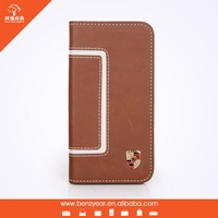 Factory Wholesale Cheap PU Leather Phone Cases