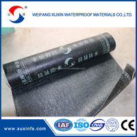 Torch on roof bituminous torch applied waterproof sheet materials
