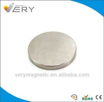 NdFeB strong big magnet disc
