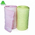 5mm 10mm 18mm 20mm Thickness washable primary synthetic fiber air filter media
