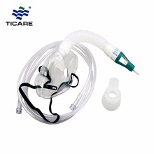 NEW Disposable adjustable simple silicone oxygen venturi mask