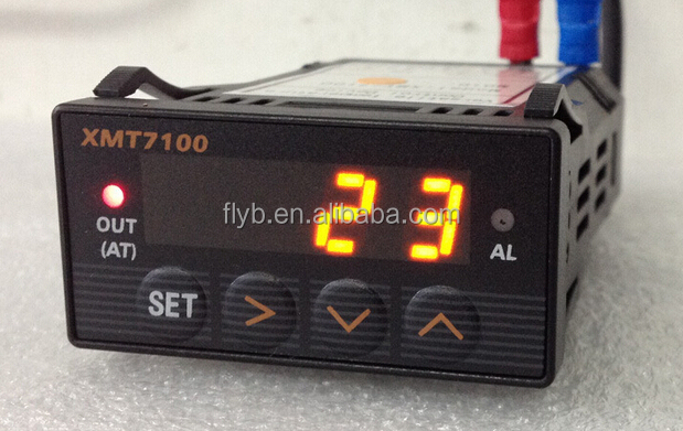 Mini XMT Digital PID temperature controllers with size 24*48mm