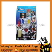 novelty multi color halloween face painting adults ZH0910148